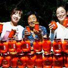 农村晓儿做西红柿酱,做了60瓶,奶奶说这次够吃了,放一年没问题#美食##三农##生活#