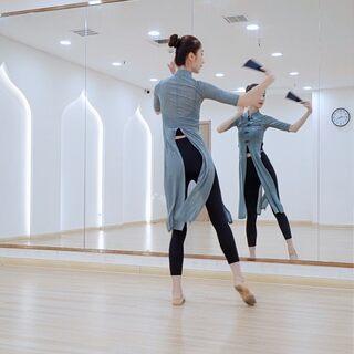 三国恋 镜面分解教学~零基础也可以学习古典舞喔~