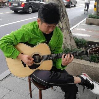 指弹吉他《revolution》 学吉他到伊娃哪里不会教哪里#指弹吉他##吉他教学#