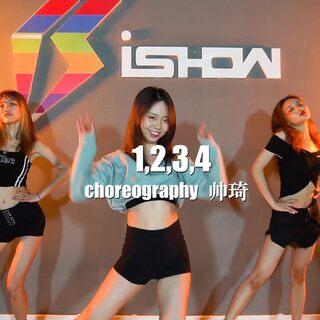 經典好聽的《1、2、3、4》,一支美舞奉上~#帥琦編舞##舞蹈#@南京IshowJazzDance