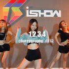 经典好听的《1、2、3、4》,一支美舞奉上~#帅琦编舞##舞蹈#@南京IshowJazzDance