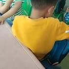 你把它帶幼兒園 它媽媽知道嗎??????#幼兒園里歡樂多##熊孩子上幼兒園了#