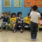 打起來了 打起來了! #幼兒園里歡樂多#