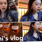 拍摄后的晚餐~记录生活♥️#vlog##芮妮的vlog#
