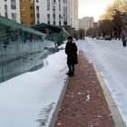 还活着还活着#暴雪后迷惑行为大赏##下雪的快乐#