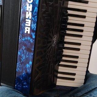 手风琴教学  do re mi 练习 do re mi 之歌完整两段练习