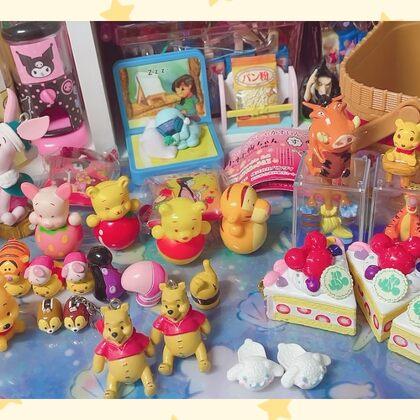 元旦快乐宝贝们~ #迪士尼玩具##食玩##我要上热门#