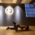 #舞蹈##4U#一个人的舞蹈,没有观众为你鼓掌,也要为自己的精彩欢呼