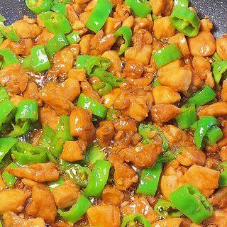 在家就能做出比饭店还好吃的尖椒鸡,特别下饭三碗米饭都不够吃! #快来一起牛 #牛年开运迎财神 #美食家常菜