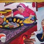 #记录生活##我在 2021# 在烟台也能吃到东北的铁锅炖鱼,不得不拍的美食????@美拍小助手 @??葛颂?? @王焕新yt