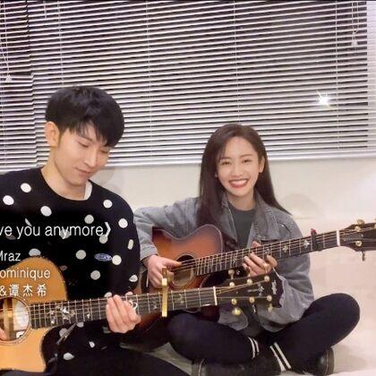 第一次双吉他形式弹唱,欢迎来到我的#啊湫弹唱##郑湫泓##吉他弹唱#