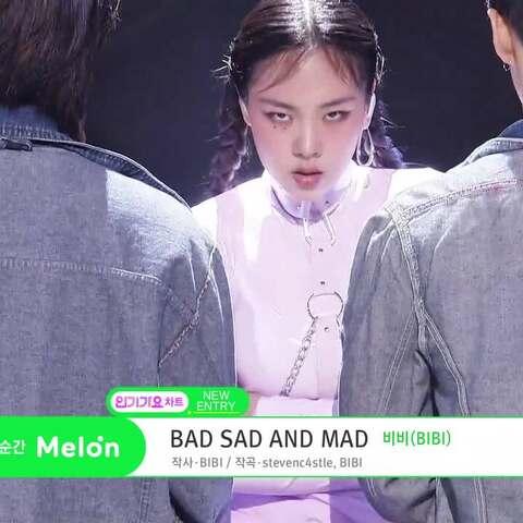 【敏雅音乐美拍】#BIBI - BAD SAD AND MAD#2021.5...
