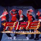 五一集训,第一个编舞向经典致敬。K-pop风,上头,要命。#舞蹈##2ne1##fire#@美拍小助手 @玩转美拍 @苗苗-教学分解