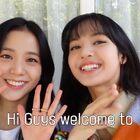 #BLACKPINK##LISA# 最新Vlog with #金智秀# part.1