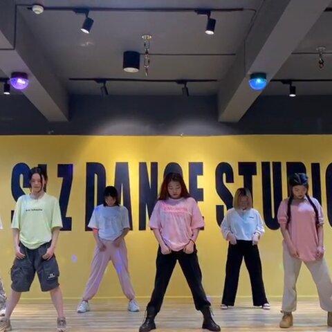 【水灵子舞蹈~Cici美拍】基础律动组合#零基础成人舞蹈培...