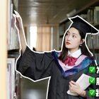 毕业照不留遗憾??穿搭|发型|妆容一键搞定#又是一年毕业季##美拍闺蜜局#