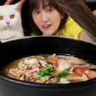抱10几斤的猫咪,毫不费力,剪6分钟的视频,要了老命!