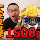 1500元买个大黄蜂,居然能变身?