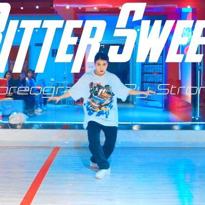 高壮编舞作品《Bitter Sweet》#舞蹈##原创编舞#