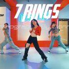 咩咩编舞作品《7 rings》#原创编舞##街舞##爵士舞#