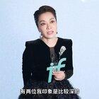 毛阿敏:新生代歌手的青春和努力,对我来说是一种新鲜的血液~