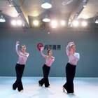 😃这么火的#广寒谣#,城市舞集陈梦莹&张加博&余贞娇三位老师也来跟风跳一段😃美不美你说了算😁 #深圳中国舞培训#