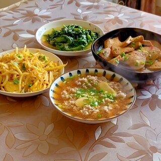 午餐花25元做了4个家常菜,有肉有蛋,美味可口,简单幸福的一餐#城市美食探索家##美食##家常菜#