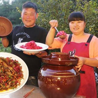 泡菜太多吃不了,教你家常泡菜炒粉的做法,粉条不粘泡菜减腻真香